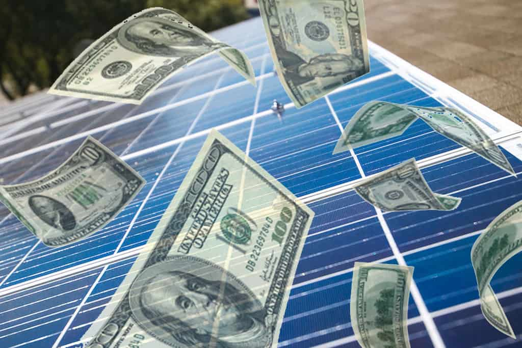 how much solar panels cost