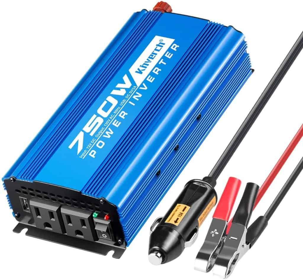 inverter charger 750w